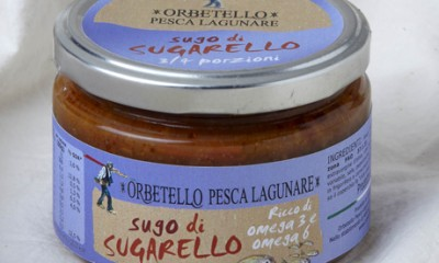 Sugo di Sugarello 240g