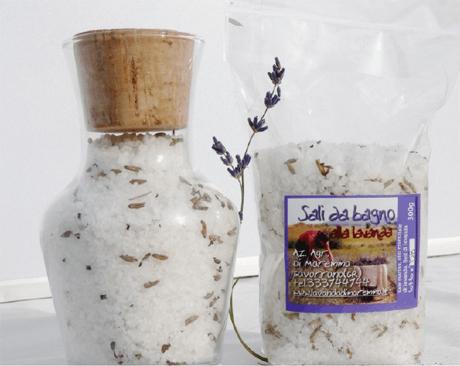 Vendiamo on line prodotti tipici alimentari maremmani e - Sali da bagno effetti ...