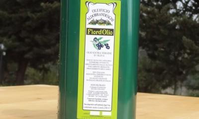 Olio extravergine d'oliva Fior d'olio Aldobrandeschi