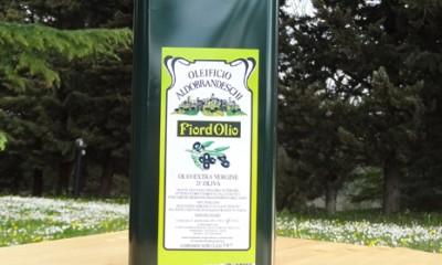 Lattina olio Aldobrandeschi